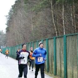 14. Vana-aasta maraton - Andreas Aadli (1), Sv Õed Lastega (7)
