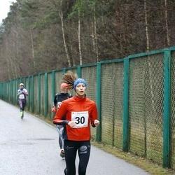 14. Vana-aasta maraton - Merilin Iital (30)