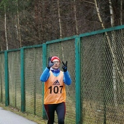 14. Vana-aasta maraton - Merje Tikk (107)