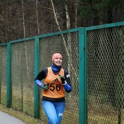 14. Vana-aasta maraton - Katrin Kruusamägi (56)