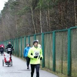 14. Vana-aasta maraton - Mathias Kangur (50)
