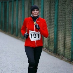 14. Vana-aasta maraton - Aali Lilleorg (101)
