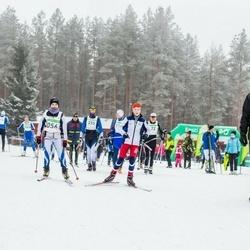 19. Alutaguse Maraton - Villu Klesmann (72), Martin Vinni (255)