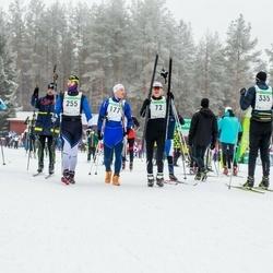 19. Alutaguse Maraton - Villu Klesmann (72), Rain Praks (177), Karol Keskküla (200), Martin Vinni (255)
