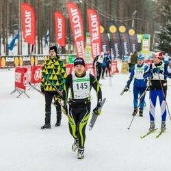 19. Alutaguse Maraton - Arno Anton (119), Jaak Kümnik (145)