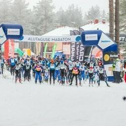 19. Alutaguse Maraton - Stivert Pulk (2011), Ragnar Krauvärk (2012), Uno Leist (2037), Mikhail Gladõšev (2056)