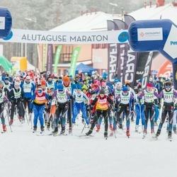 19. Alutaguse Maraton - Stivert Pulk (2011), Ragnar Krauvärk (2012), Pia Kivil (2048)