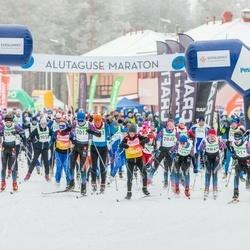 19. Alutaguse Maraton - Liisa Marie Printsmann (2002), Stivert Pulk (2011), Ragnar Krauvärk (2012), Pia Kivil (2048)