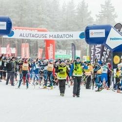 19. Alutaguse Maraton - Indrek Pak (1002), Arvo Raja (1004)