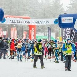 19. Alutaguse Maraton - Raul Olle (25), Indrek Pak (1002)
