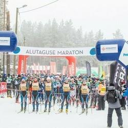 19. Alutaguse Maraton - Sulev Muru (1001), Indrek Pak (1002), Ulvar Pavlov (1003), Arvo Raja (1004), Kaarel Toss (1005)