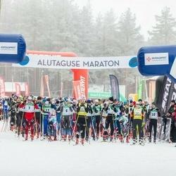 19. Alutaguse Maraton - Taavi Lehemaa (6), Allar Soo (7), Sander Linnus (10), Siim Vinter (17)