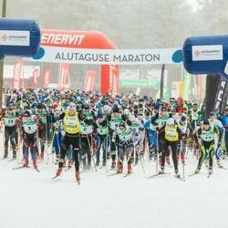 19. Alutaguse Maraton - Eno Vahtra (3), Sander Linnus (10), Rauno Pikkor (14), Andres Juursalu (15)