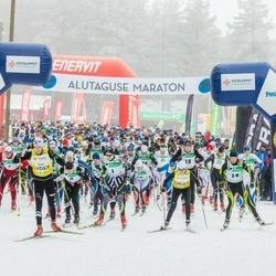 19. Alutaguse Maraton - Martti Himma (1), Eno Vahtra (3), Sander Linnus (10), Rauno Pikkor (14), Kaupo Tammemäe (19)