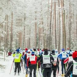 19. Alutaguse Maraton - Toomas Unt (420), Ülar Lehiste (432), Raino Poll (468)