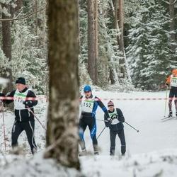 19. Alutaguse Maraton - Leho Laja (150), Janek Alla (152)