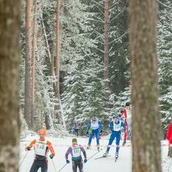 19. Alutaguse Maraton - Leho Laja (150), Ardo Virkebau (231)