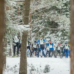 19. Alutaguse Maraton - Tauno Treier (198), Mart Soo (243), Martin Vinni (255)