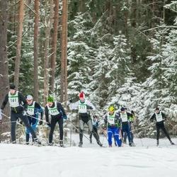 19. Alutaguse Maraton - Indrek Reitsak (161), Härmo Haljaste (180), Timo Runge (217), Kaidu Nõmmik (237), Mati Mäe (246)