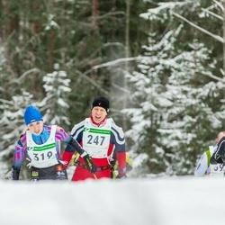 19. Alutaguse Maraton - Vahur Pindma (247), Margit Ahu (319), Hanno Liiva (362)