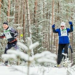 19. Alutaguse Maraton - Jüri Ellen (252), Andres Part (276)