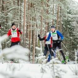 19. Alutaguse Maraton - Mart Välba (461), Lauri Antalainen (470)