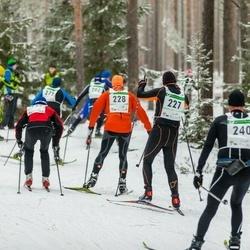 19. Alutaguse Maraton - Mati Jaaku (227), Eero Pärm (240)