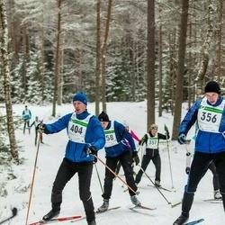 19. Alutaguse Maraton - Hans Üürike (356), Uku Aaslav-Kaasik (404)