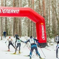 19. Alutaguse Maraton - Marek Nõmm (20), Reimo Nook (58)