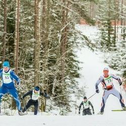 19. Alutaguse Maraton - Jaanus Bauman (63), Aivar Villemson (73), Andre Nõmm (157)