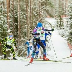 19. Alutaguse Maraton - Raiko Jool (386), Allain-Marco Anton (410), Danny-Rocco Anton (412)