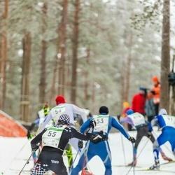 19. Alutaguse Maraton - Paul Põldsaar (53), Erkki Hummal (55)