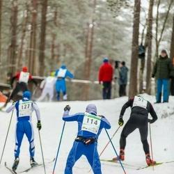 19. Alutaguse Maraton - Avo Siilak (51), Kurmo Neemela (114), Rimo Timm (127)