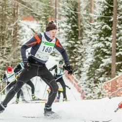 19. Alutaguse Maraton - Tõnu Reinov (160)