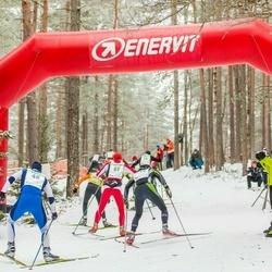 19. Alutaguse Maraton - Indrek Karolin (48), Veljo Kattago (89)