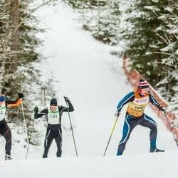 19. Alutaguse Maraton - Andrus Lein (94), Jaanus Kütson (101), Indrek Pak (1002)