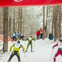19. Alutaguse Maraton - Romet Rindberg (143), Leons Seskens (193)