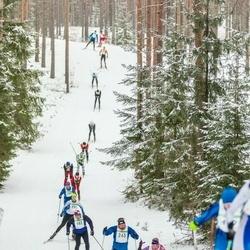 19. Alutaguse Maraton - Mart Soo (243), Helin Müüdla (421)