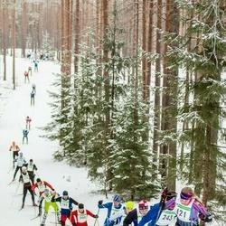 19. Alutaguse Maraton - Margus Kuusk (165), Karol Keskküla (200), Helin Müüdla (421)