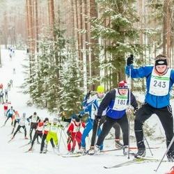 19. Alutaguse Maraton - Andrus Danilov (182), Mart Soo (243)