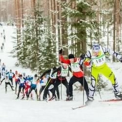 19. Alutaguse Maraton - Märt Kivila (171), Janek Trepp (181)