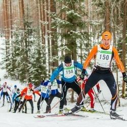 19. Alutaguse Maraton - Leho Laja (150), Olivar Kits (158)