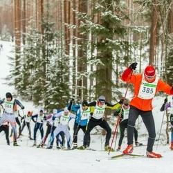 19. Alutaguse Maraton - Adrian Blake (155), Veiko Soo (385)