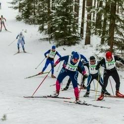 19. Alutaguse Maraton - Katrin Juurak (166), Marti Pungits (248), Jaanus Mägi (389)