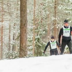 19. Alutaguse Maraton - Mati Jaaku (227), Bruno Tammaru (229)