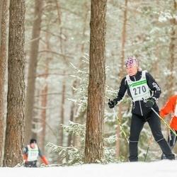 19. Alutaguse Maraton - Vello Luts (228), Ruth Pallo (270)