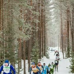 19. Alutaguse Maraton - Priit Tiidla (122), Indrek Pak (1002), Kaarel Toss (1005)