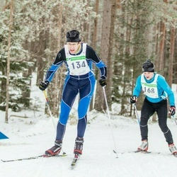19. Alutaguse Maraton - Priit Pullerits (134), Tarmo Sidron (168)