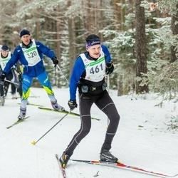 19. Alutaguse Maraton - Uuno Ruus (320), Mart Välba (461)