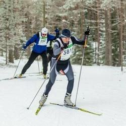 19. Alutaguse Maraton - Jüri Ellen (252), Vasily Shikhranov (381)